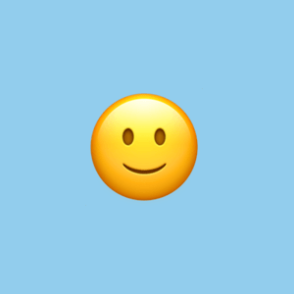 slightly-smiling-face_1f642